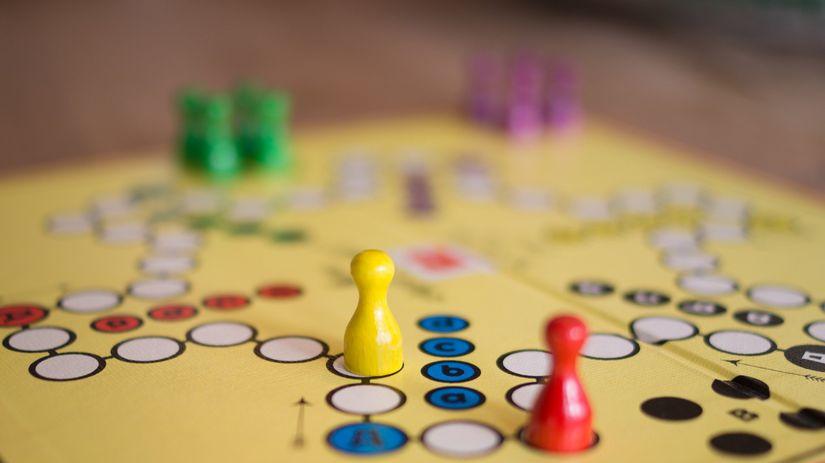 Spoločenské hry pre každého