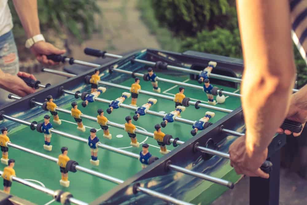 Výber toho správneho herného stola