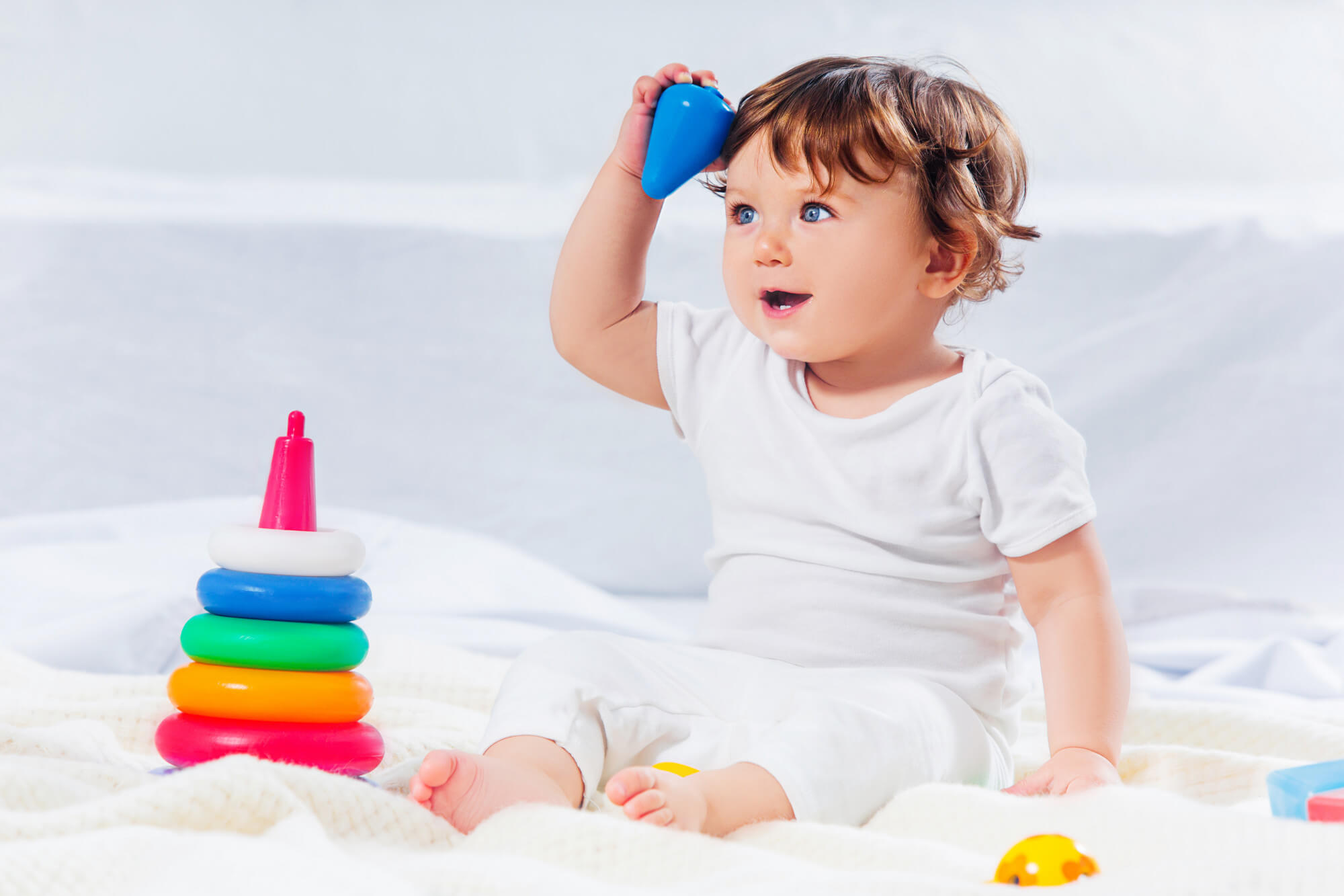 Tipy na zmysluplné hračky pre deti od 1 roka