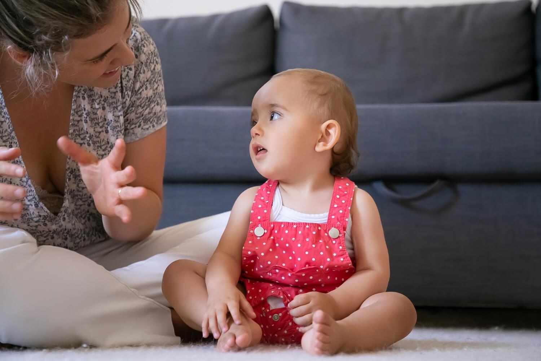 Rozvoj reči a jazyka u dojčiat a batoliat