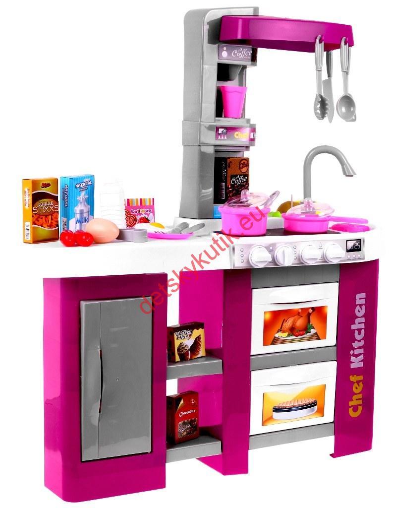 0bbf02ad0c3 Detská kuchynka s chladničkou | Detský Kútik