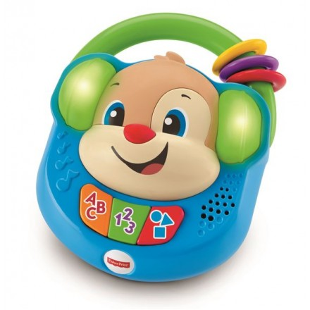 Hrkálka FISHER PRICE - spievaj so psíkom