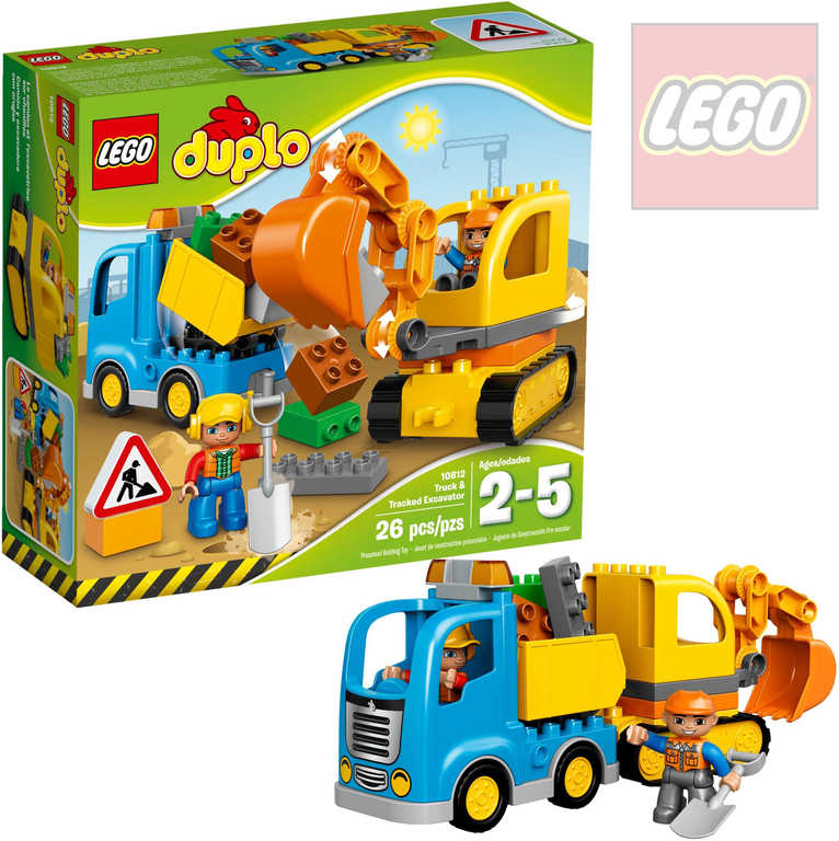 Lego Duplo Bager