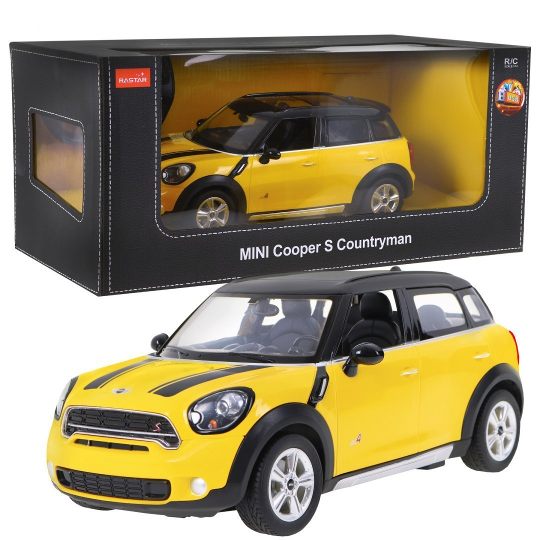 Mini Cooper S Countryman 1:14