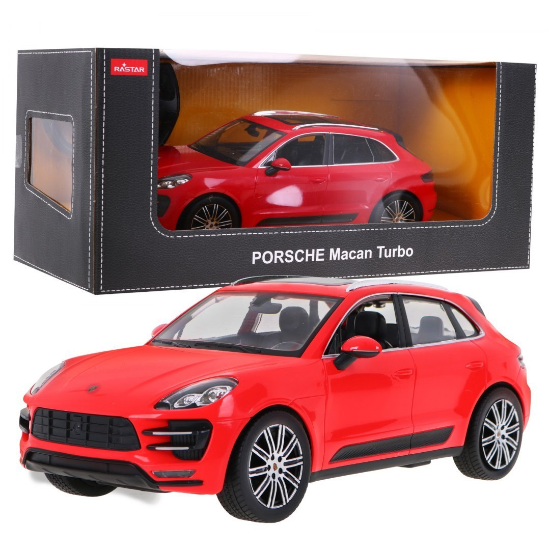 Porsche Macan Turbo 1:14