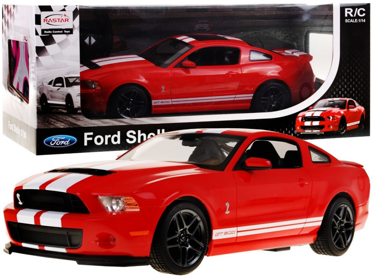 RC Ford Shelby Mustang GT500  1:14