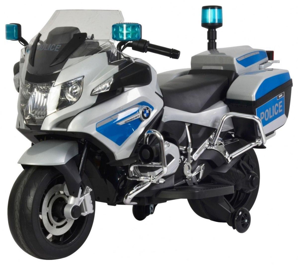 4eca67fb1243 Elektrická motorka BMW Polícia