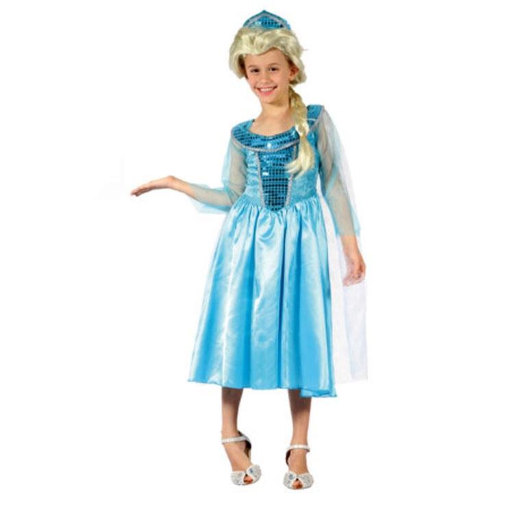 Karnevalový kostým - Ľadová kráľovná A