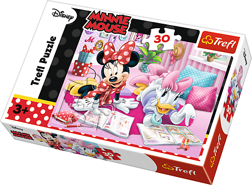 Puzzle 30 Disney Minnie