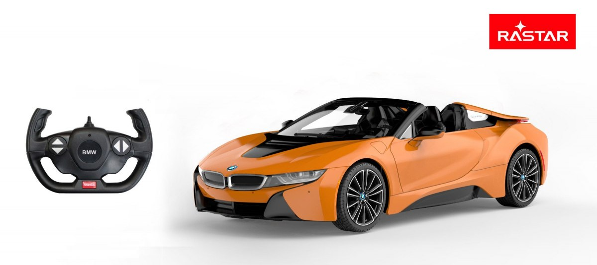 RC BMW I8 ROADSTER 1:12