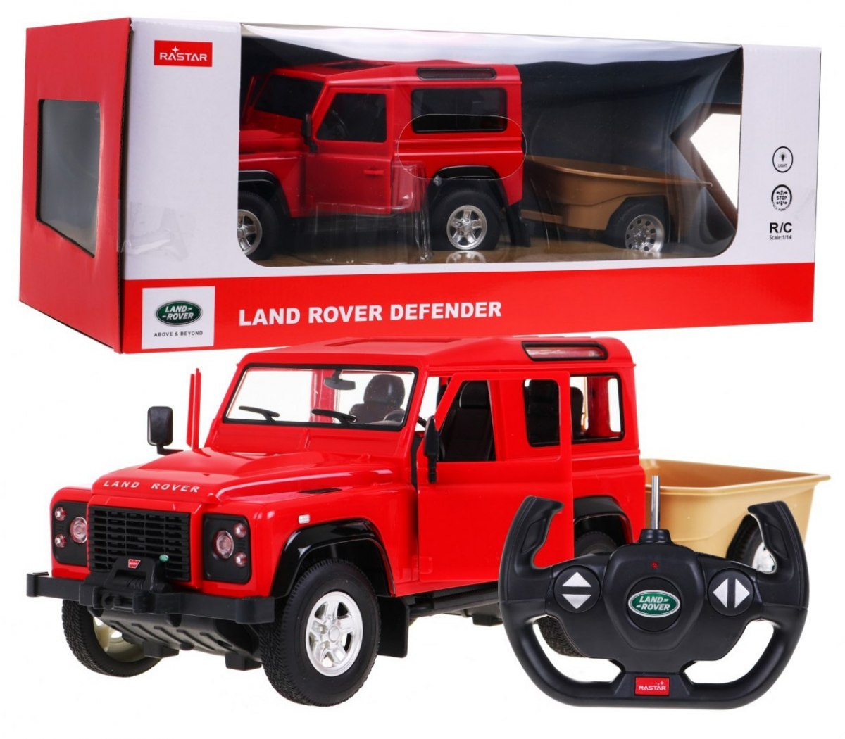 RC Land Rover Defender 1:14